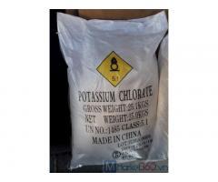 Potassium chlorate (KClO3) – Trung Quốc