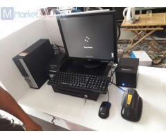 Lắp máy tính tiền bằng mã vạch cho Cửa hàng gia dụng tại Cần Thơ
