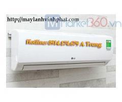 Hàng chính hãng Máy Lạnh Treo Tường LG giá tốt nhất