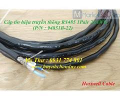 Cáp tín hiệu RS485 chuẩn 24AWG