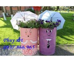 Thùng phuy 220 lít các loại,địa chỉ cung cấp phuy nhựa tại hà nội, phuy sắt tại bắc ninh( bán phuy nhựa)