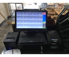 Bán máy tính tiền cảm ứng trọn bộ cho Quán Trà sữa tại Sóc Trăng