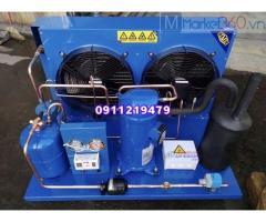 Sửa chữa cụm máy nén Danfoss 10hp SM120 giá tốt