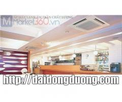 Giải pháp cho ngành thương mại nhỏ - âm trần - tủ đứng - giấu trần - xuất xứ Malaysia.