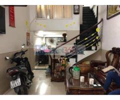 Cần xoay vốn gấp bán nhà (6 x 11) Quang Trung P10 chỉ 4tỷ5