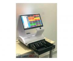 Trọn bộ máy tính tiền cho tiệm mỳ cay tại bắc ninh