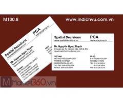 In Card Visit Lấy Nhanh Giá Rẻ Tại Khu Vực Cầu Giấy? 0835 508 833 ( Call + Zalo)