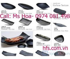 Bát đĩa nhật bản hàn quốc độ bền cao chất liệu sứ ngọc