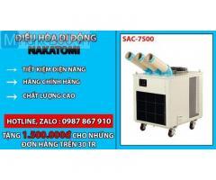 Bán máy lạnh Nakatomi sac-7500 chính hàng giá rẻ