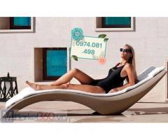 Ghế nhựa Composite fiberglass chuyên dụng ngoài trời giá tốt toàn quốc