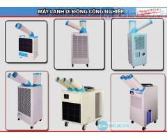 Hạ nhiệt cho tủ điện bằng máy lạnh di động