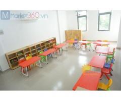 Bàn ghế nhựa, bàn ghế mầm non, bàn ghế trẻ em, bàn ghế giá rẻ
