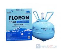 Gas Floron R134A 3 kg - Ấn Độ