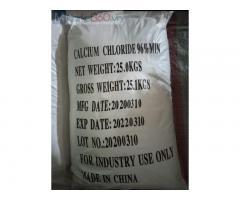Calcium chloride (CaCl2) - Trung Quốc