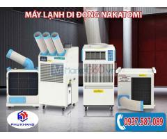 Top 5 máy lạnh di động Nakatomi đáng tin dùng