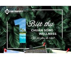 Dự án Tropical Village Phú Quốc biệt thự chuẩn sống wellness tại Phú quốc