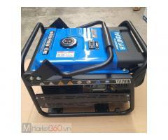 Máy phát điện 7kw chạy xăng Genesis GD 8500W hàng chính hãng.