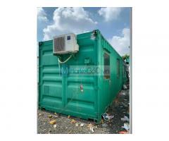 Container 40 feet cho thuê hoặc bạn