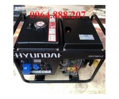 Máy phát điện chạy dầu 3kw Huyndai DHY36CLE hàng chính hãng.