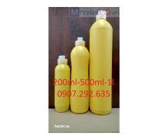 Gia công vỏ chai nhựa đa sắc hdpe chuyên dụng