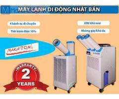 Máy lạnh nakatomi Sac -407 TC giá rẻ nhất năm 2020