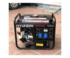 Máy phát điện chạy xăng 2.8kW Hyundai HY30CLE giá rẻ.