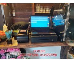 Chuyên phần mềm quản lý- tính tiền cho quán Cà phê- Trà sữa tại Thái Bình