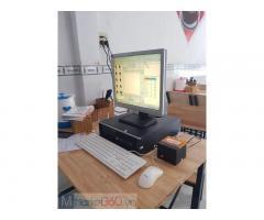 Trọn bộ máy tính tiền cho Quán cơm Thố- Cơm văn phòng tại Vĩnh Phúc
