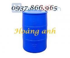 Giá phuy nhựa cũ, phuy nhựa nắp kín, phuy nhựa đựng nước, bán phuy cũ số lượng lớn