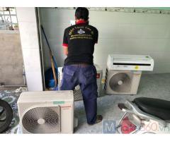 Thu mua máy lạnh cũ tại quận 4 tphcm - Cao Vĩ