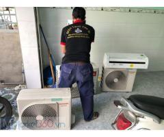 Thu mua máy lạnh hư hỏng tại quận 4