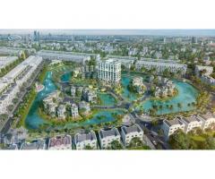 Biệt thự đảo xanh trung tâm An Nhơn New City