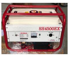 Máy phát điện chạy xăng 3kw Honda SH 4500EX giá tốt