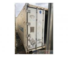 Container 20 lạnh 2.9m