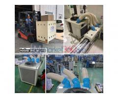 Điều hòa-máy lạnh di động tại hải phòng
