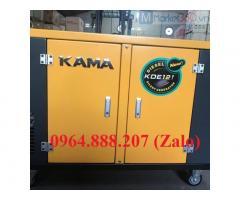 Máy phát điện công nghiệp 10kw Kama KDE12T chất lượng cao.