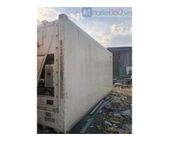 Container lạnh 2,9m 20 feet
