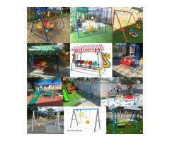 Xích đu trẻ em cho trường mầm non, khu vui chơi, công viên, quán cà phê