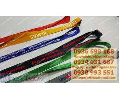 Sản xuất dây đeo thẻ uy tín chất lượng giá rẻ, tìm nhà sản xuất dây đeo thẻ uy tín chất lượng giá rẻ