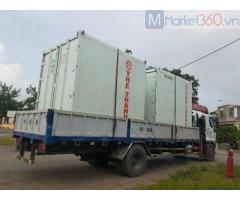 Container lạnh 10 feet lạnh