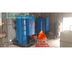 Lò dầu tải nhiệt chất lượng uy tín - Vũ Ngọc Phát