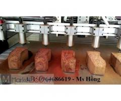Máy đục gỗ vi tính cnc 2517 12 đầu giá rẻ