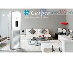 Nhà cung cấp Máy lạnh tủ đứng đặt sàn Casper giá gốc tại kho, lắp đặt thẫm mỹ