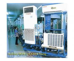 Chuyên bán và thi công tốt nhất Máy lạnh tủ đứng đặt sàn Nagakawa chất lượng