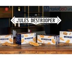 Thương Hiệu Bánh Bỉ Ngon Nhất Thế Giới Jules Destrooper