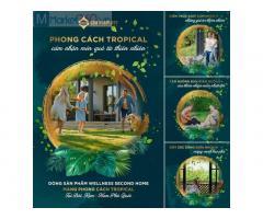 Tropical Village Phu Quoc phong cách nghỉ dưỡng wellness tại thành phố phú quốc