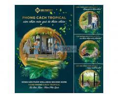 Tropical Village Phu Quoc phong cách nghỉ dưỡng chăm sóc sức khỏe tại phú quốc
