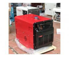 Máy phát điện chạy dầu 3kw Yarmax YM3700E mới nhất.