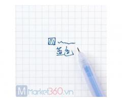Bút gel ngòi 0.5mm Mira nhiều màu tùy chọn nét mượt - tạp hóa Đông Tây Nam