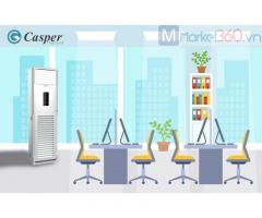 Chuyên bán hàng giá sỉ - lẻ Máy lạnh tủ đứng Casper chống dị ứng